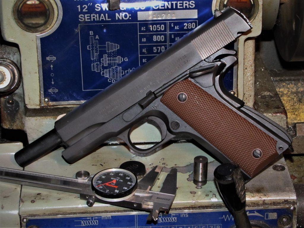 handheld gun